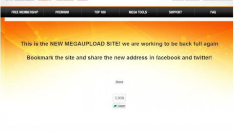 the new megaupload